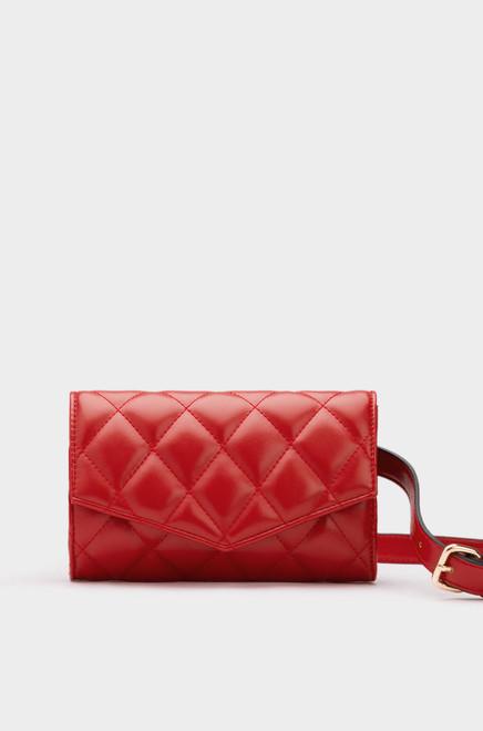 Bryn Belt Bag - Red