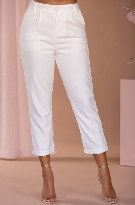 Play with Power Pant - Ivory