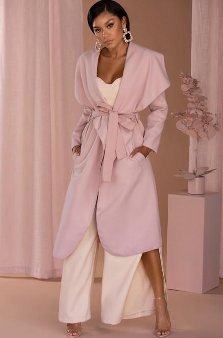 Dulce Vida Coat - Pink