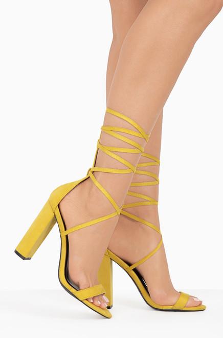 Strung Up - Yellow