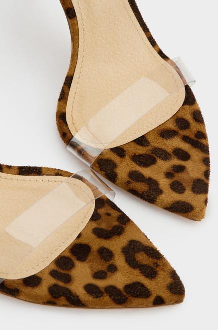 Essex - Leopard Suede