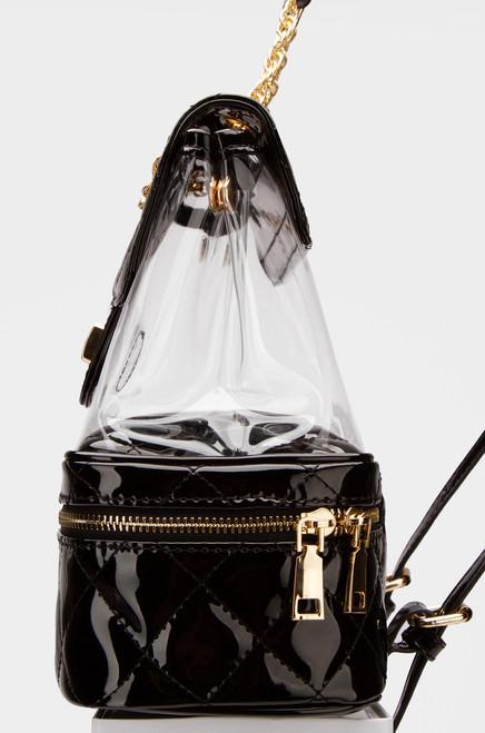 Posh Backpack - Black