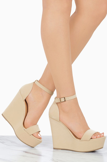 Can You Not   Nude by Lola Shoetique
