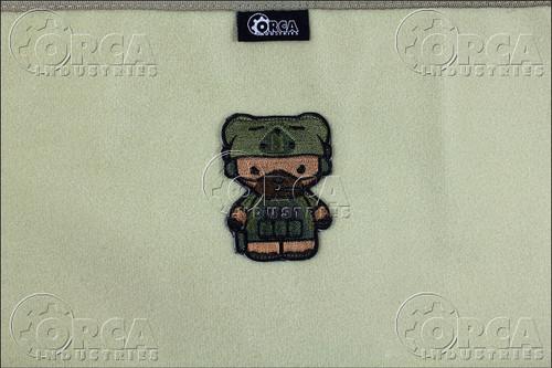 Kuma Korps - Advanced War Bear - Morale Patch - Color