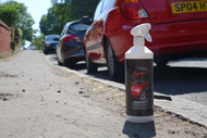 Summer Aftercare - Waterless Car Wash