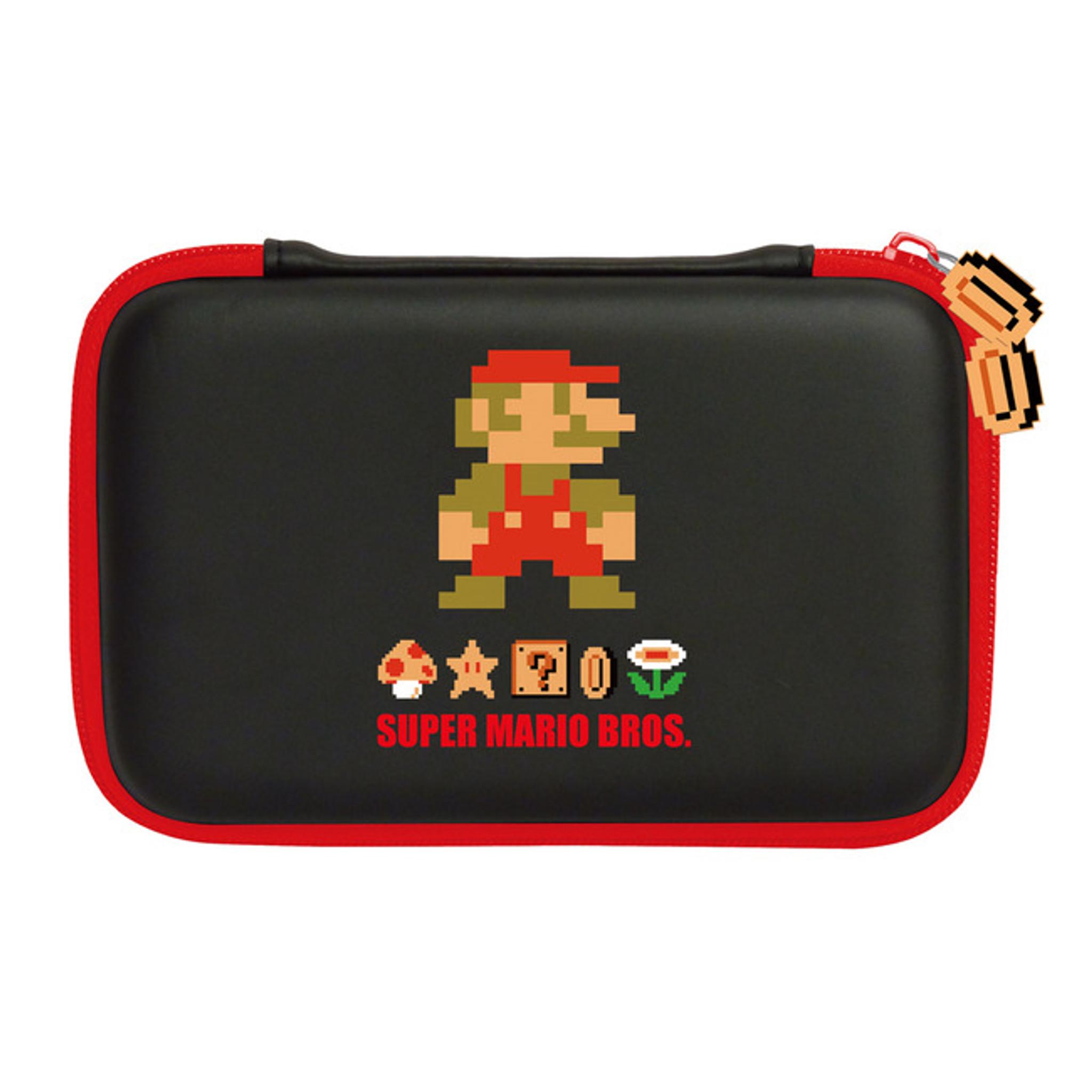 3DS XL Retro Mario Hard Pouch