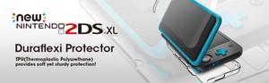 Duraflexi Protector for Nintendo 2DS XL