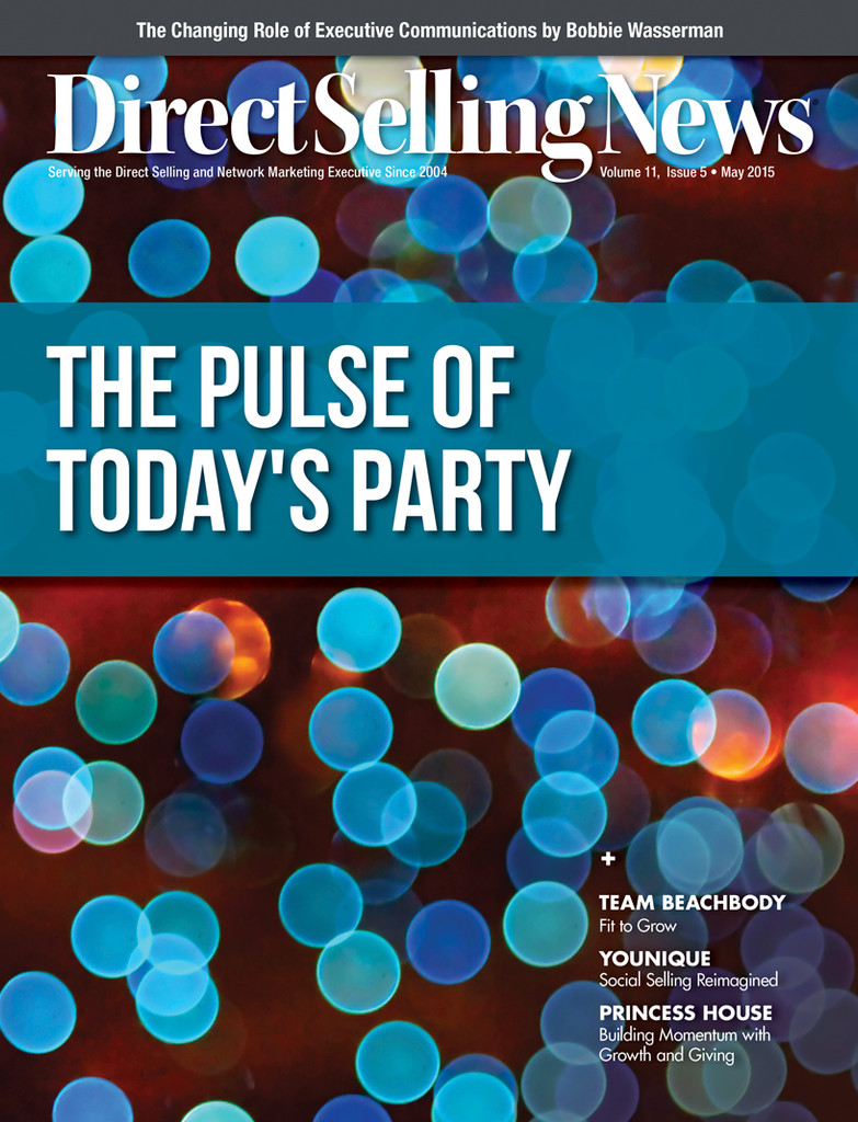Direct Selling News - May 2015