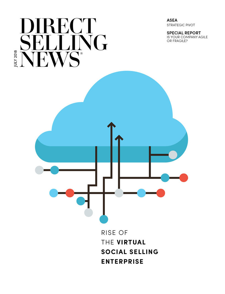 Direct Selling News - July 2018