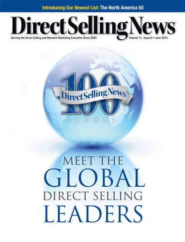 Direct Selling News - June 2015