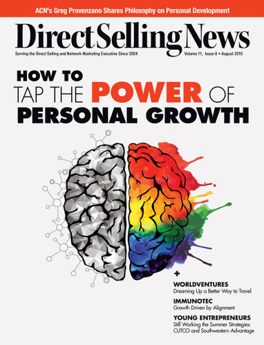 Direct Selling News - August 2015