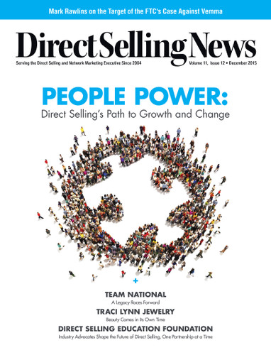 Direct Selling News - December 2015
