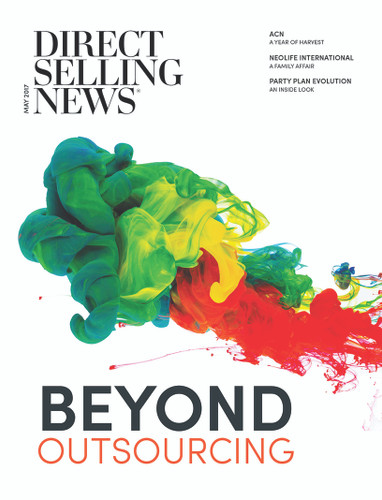 Direct Selling News - May 2017