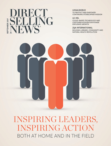 Direct Selling News - September 2017
