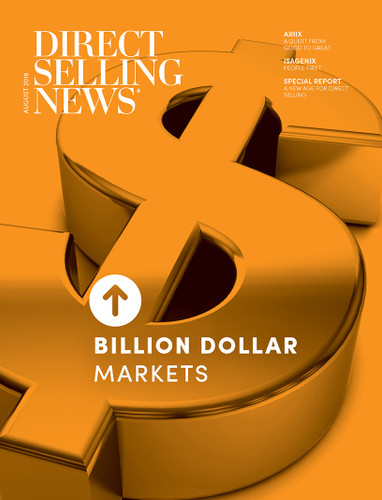 Direct Selling News - August 2018