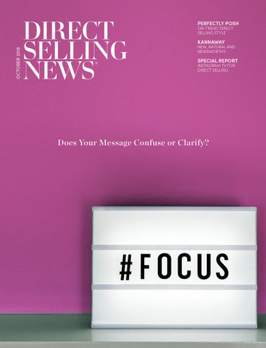 Direct Selling News - October 2018