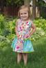 MORGAN DRESS PDF Sewing Pattern & Tutorial