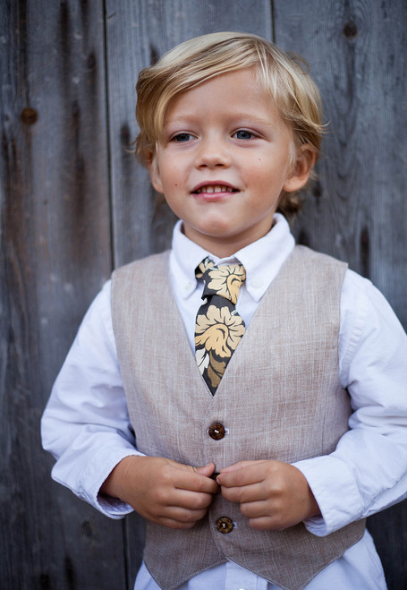 CONNOR VEST PDF Sewing Pattern & Tutorial