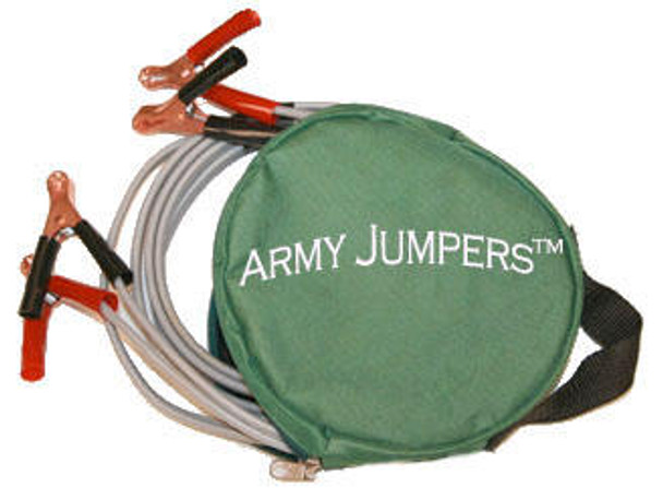 "Army Jumpers - Military ""Attack"" Jumper Cables"