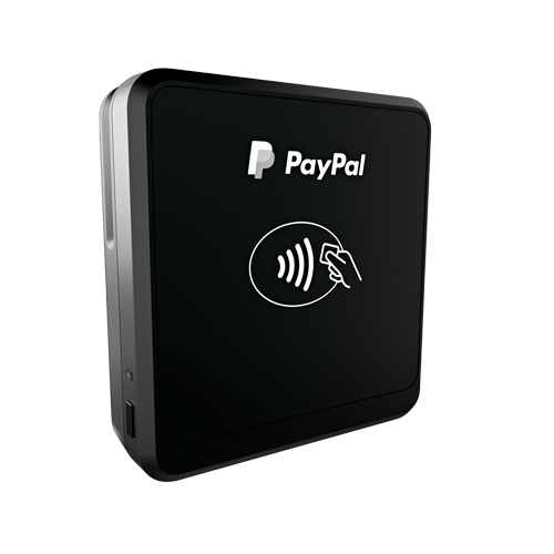 PayPal Chip and Tap Card Reader