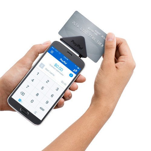 paypal mobile card reader - Card Swiper For Phone