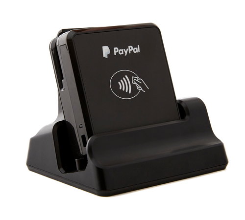 Paypal here card reader store paypal chip and tap bundle reheart Image collections