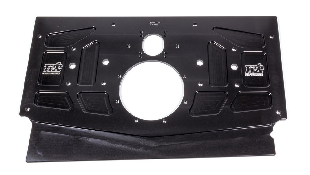 TIP5000 Motor Plate - Rear