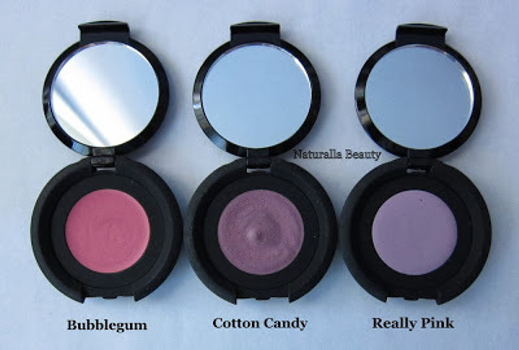 Vegan Matte Cream Blushes for Lips and Cheeks