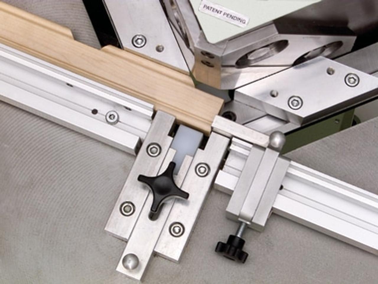 Morso Nfxl Manual Beaded Face Frame Notching Machine