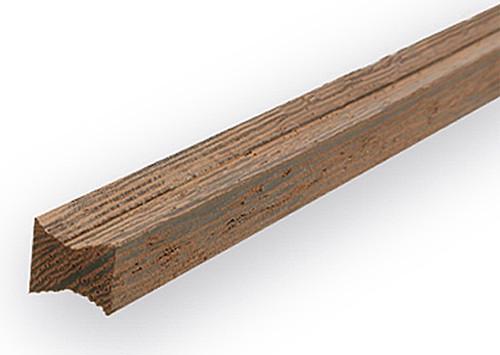Hardwood Dovetail Key, W3, solid Wenge