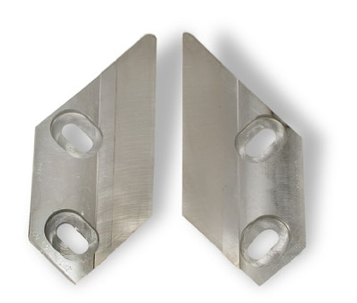 N0076-0705  Set of two Side Knives for MORSO NM notching machines
