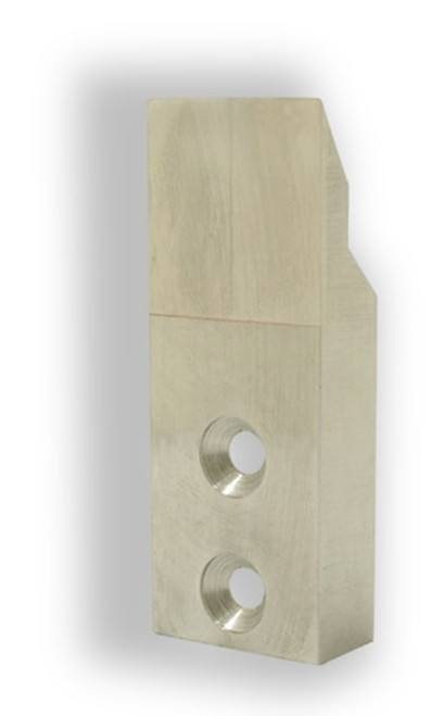 """N9825 - Nose Knife, 1"""" wide, for MORSO notching machines - back"""