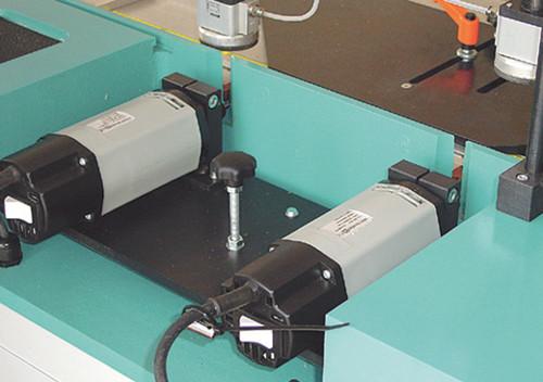 Hoffmann PP2-HF - motor detail