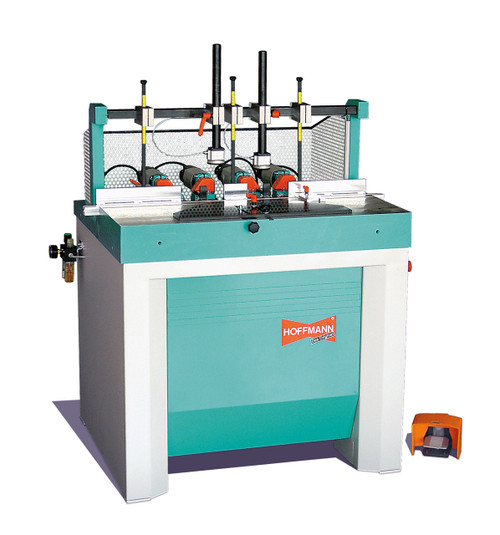 Picture Framing - Production Dovetail Joining Machines - Hoffmann ...