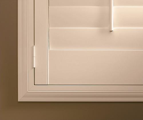 Hoffmann W-3 Dovetail Key, white plastic - shutter frame joinery