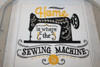 Sewing Hobby Collection of 6 Machine Embroidery Designs