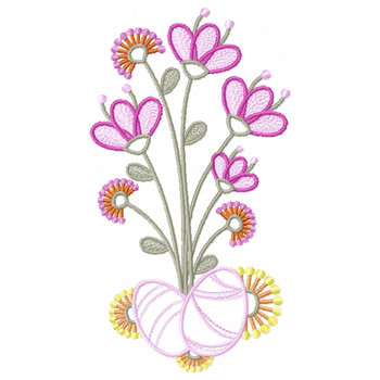 Spring Easter Collection #02 Machine Embroidery Design