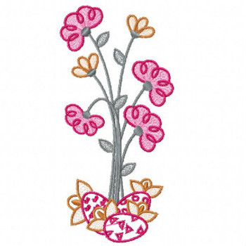 Spring Easter Collection #05 Machine Embroidery Design