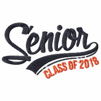 Senior Graduation Collection #03 Machine Embroidery Design