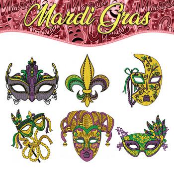 Mardi Gras Full Collection