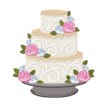 Wedding Cake #01