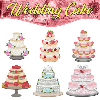 Wedding Cake Full Collection