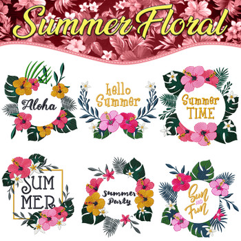 Summer Floral Full Collection