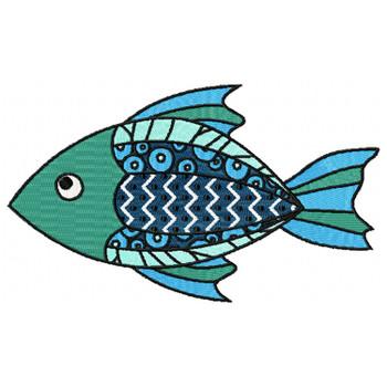 Funky Fish #01