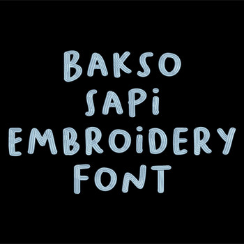 BaksoSapiEmbroideryFont_ProdPic