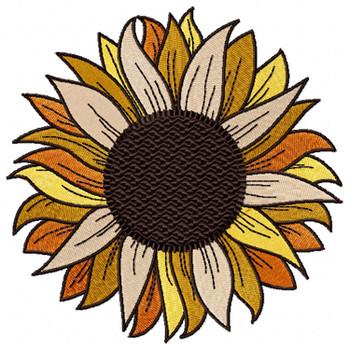 Detailed Sunflower #01