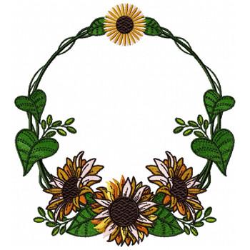Detailed Sunflower #05