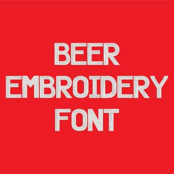 BeerEmbroideryFont_ProdPic