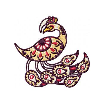 Peacock #01