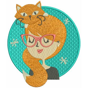 Cat Lady #02